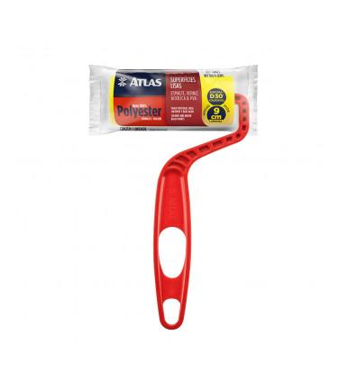 5cm foam mini roller with handle