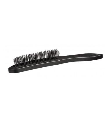 Plastic handle economic wire brush