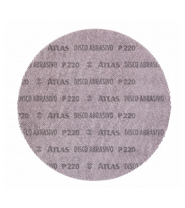 Screen sanding disc