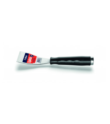 Stainless steel bent pole scraper