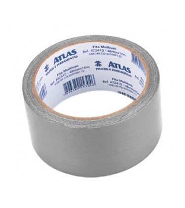 Multi use silver adhesive tape