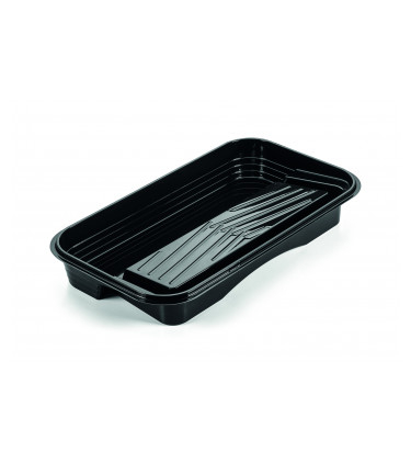 Professional 4,3 liters plastic paint tray for rollers up to 46cm
