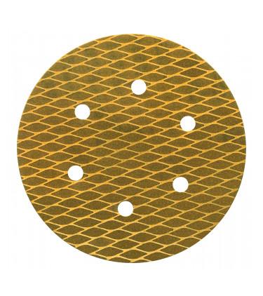 Paper sanding disc